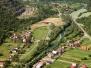 Letecké snímky Klubina