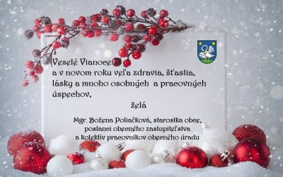 Veselé Vianoce!